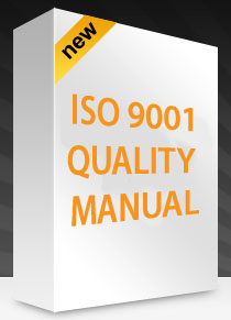 iso quality manual template